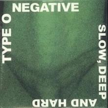 Vinyl TYPE O NEGATIVE - SLOW DEEP AND HARD 30TH ANNIVE (GREEN & BLACK VINYL ALBUM)