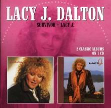 CD DALTON, LACY J. - SURVIVOR/LACY J.