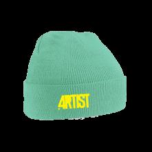 Čapica Artist, Unisex, Mint, Univerzálna