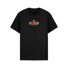 Tričko Grr Pu Pu (Basic), Muž, Čierna,