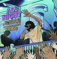 Vinyl PRICE, CONNIE & THE KEYST - 7-ALL NIGHT / ALL NIGHT (PROFESSOR SHORTHAIR REMIX)