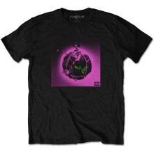 Tričko Pink Album, Unisex, Čierna,
