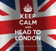 CD V/A - KEEP CALM AND HEAD TO LONDON