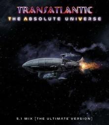 Blu-ray TRANSATLANTIC - The Absolute Universe: 5.1 Mix