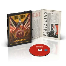 DVD LIVE IN MOSCOW