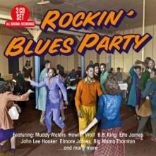 CD V/A - ROCKIN' BLUES PARTY