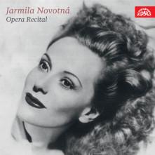 CD NOVOTNA JARMILA  OPERA RECITAL