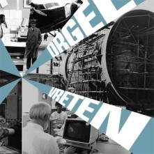 CD ORGEL VRETEN - MAN & ZIJN MACHINE