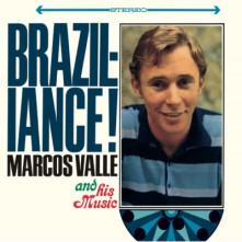 Vinyl VALLE, MARCOS - BRAZILIANCE