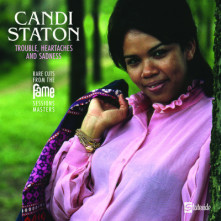 Vinyl CANDI STATION - RSD - TROUBLE, HEARTACHES AND SADNESS (THE LOST FAME SESSIONS MASTERS)