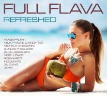 CD FULL FLAVA - REFRESHED