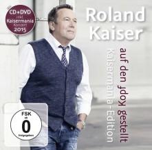 CD KAISER, ROLAND - Auf den Kopf gestellt - Die Ka