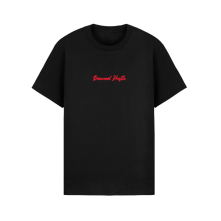 Tričko Daweed Hustle, Unisex, Čierna,