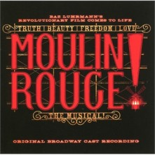 CD MUSICAL - Moulin Rouge! The Musical (Ori