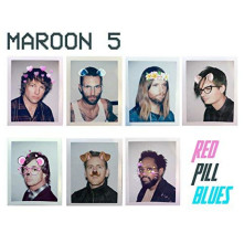 Vinyl RED PILL BLUES