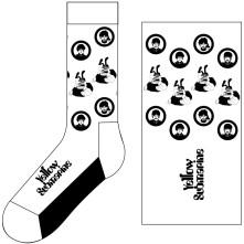 Ponožky Band & Meanies Monochrome