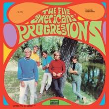 CD FIVE AMERICANS - PROGRESSIONS