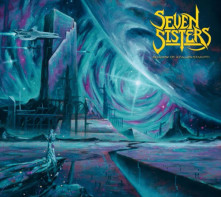 CD SEVEN SISTERS - SHADOW OF A FALLING STAR PT.1