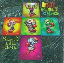 CD INFECTIOUS GROOVES - Groove Family Cyco