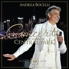 DVD CONCERTO: ONE NIGHT IN CP