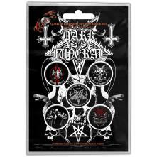 Odznak The Black Hordes