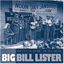 CD LISTER, BILL -BIG- - THERE'S A TEAR IN MY BEER