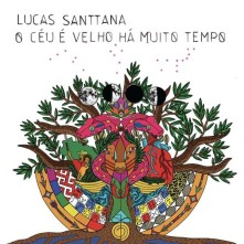 Vinyl SANTTANA, LUCAS - O CEU E VELHO HA MUITO TEMPO