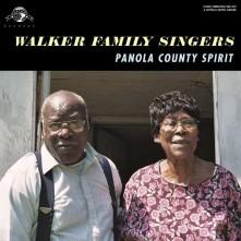 CD WALKER FAMILY SINGERS - PANOLA COUNTY SPIRIT