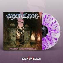 Vinyl SACRILEGE - WITHIN THE PROPHECY