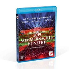 Blu-ray WIENER PHILHARMONIKER - Sommernachtskonzert 2019 / Sum