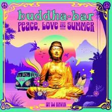 CD V/A - BUDDHA BAR PEACE LOVE & SUMMER BY R