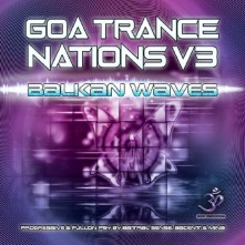 CD V/A - GOA TRANCE NATIONS VOL.3