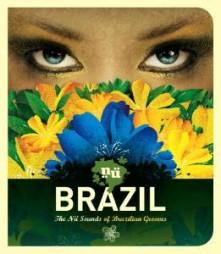 CD V/A - NU SOUND OF BRASILIAN GROOVES