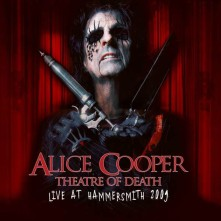 CD THEATRE OF DEATH - LIVE AT HAMMERSMITH 2009