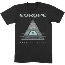 Tričko Walk The Earth, Unisex, Čierna, L