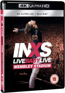 Blu-ray LIVE BABY LIVE