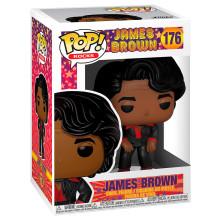 Figúrka James Brown POP! Rocks Vinyl Figure James Brown