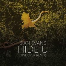 Vinyl EVANS, SIAN/TINLICKER - HIDE U (TINLICKER REMIX)/BECAUSE YOU MOVE ME