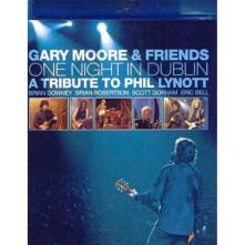 Blu-ray MOORE GARY - ONE NIGHT IN DUBLIN: A