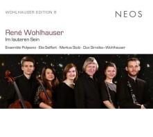 CD ENSEMBLE POLYSONO/SEIFFER - WOHLHAUSER: IM LAUTEREN SEIN