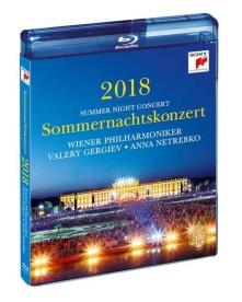 Blu-ray WIENER PHILHARMONIKER - Sommernachtskonzert 2018 / Sum