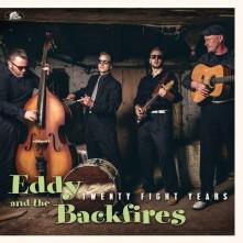CD EDDY & THE BACKFIRES - TWENTYFIGHT YEAR