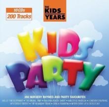 CD Kids Years: Kids Party