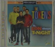 CD TOKENS - LION SLEEPS TONIGHT