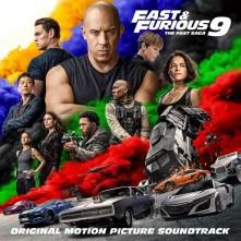 CD Fast & Furious 9: F9 The Fast Saga