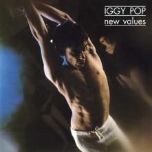 CD POP, IGGY - NEW VALUES