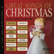 CD V/A - GREAT SONGS OF CHRISTMAS: CLASSIC CAROLS AND POP FAVORITES