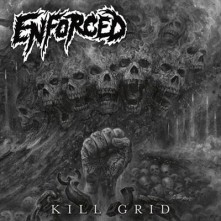 Vinyl ENFORCED - Kill Grid