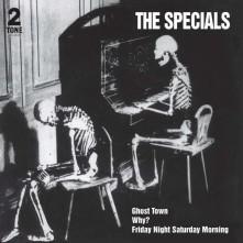 Vinyl GHOST TOWN (40TH ANNIVERSARY HALF SPEED MASTER 7'')