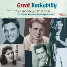 CD V/A - GREAT ROCKABILLY VOL.3